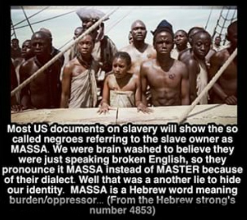 Black Hebrew Israelites are done asking Massa for permission