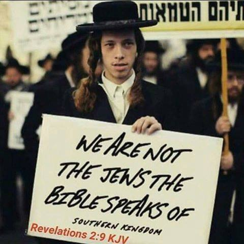 White people are not the biblical Jews
